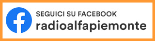 Seguici su Facebook: @radioalfapiemonte